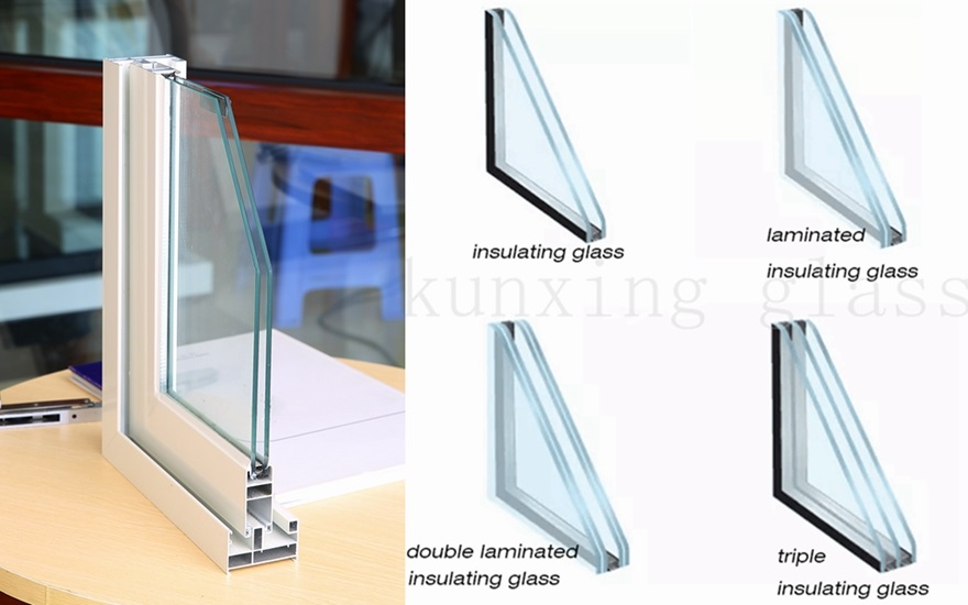 How to choose a soundproof glass window?