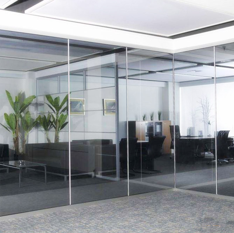 Partition Wall Glass