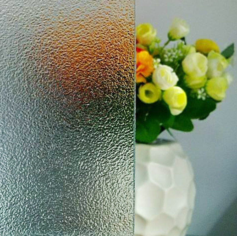 Custom Patterned Glass